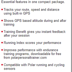 Fitness Friday with #TeamPolar: Polar RC3GPS