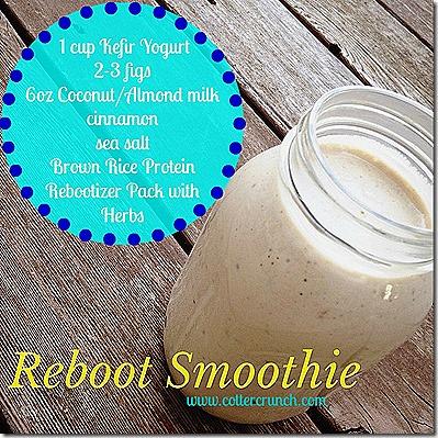 reboot smoothie