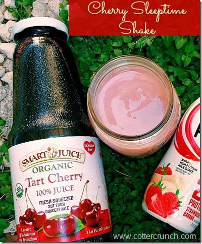 cherry sleep shake