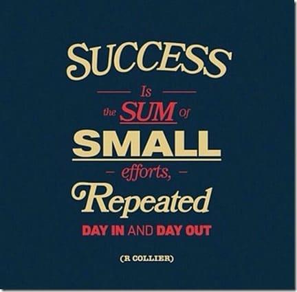 small sum