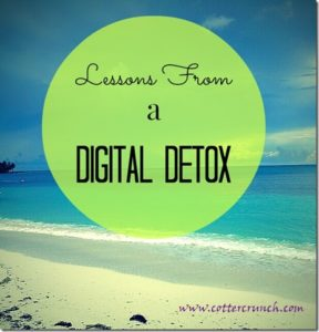 Do You Need a Digital Detox?