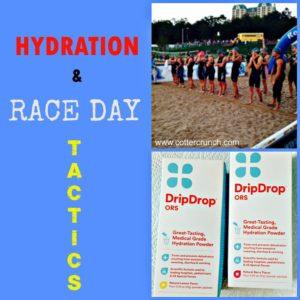 Hydration and Race Day Tactics