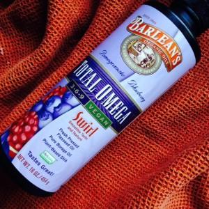 vegan barleans swirl Omega 3