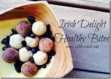 Irish Delight Healthy Bites with Protein