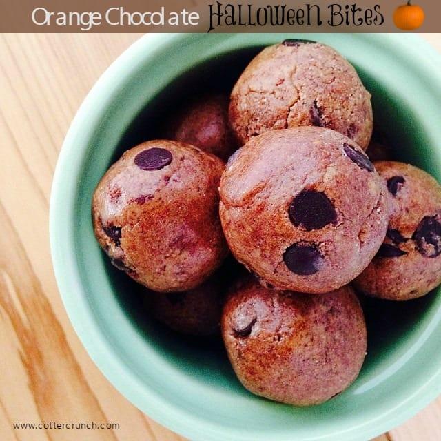orange dark choc. chip Halloween bites (1)