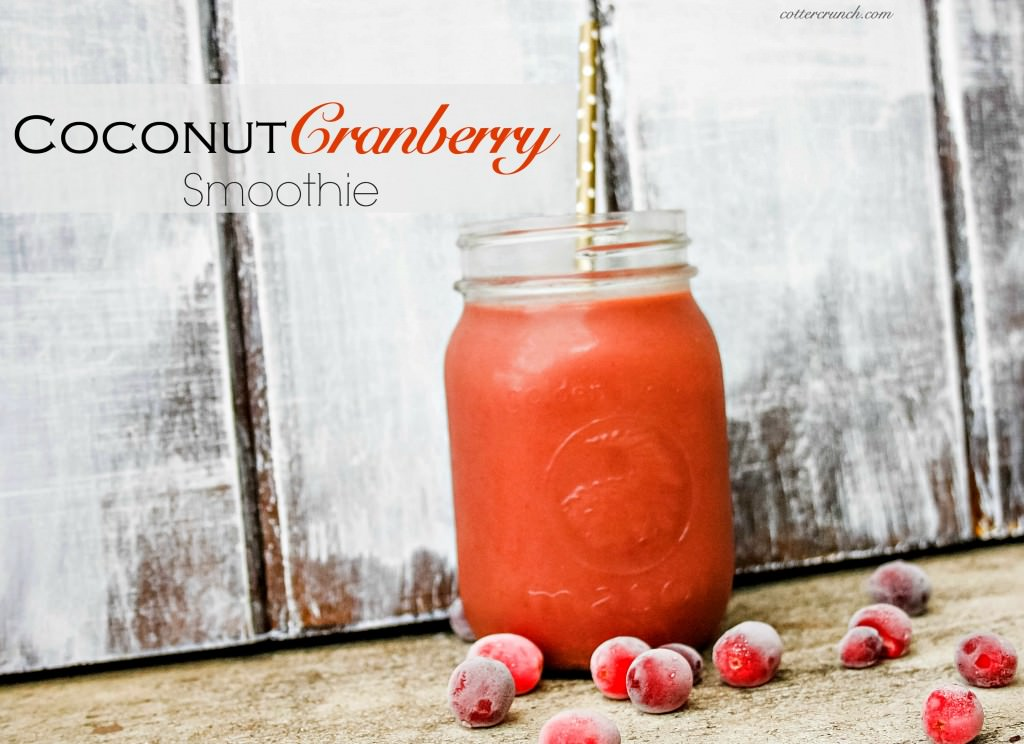 coconut cranberry smoothie 4 (4 of 1)