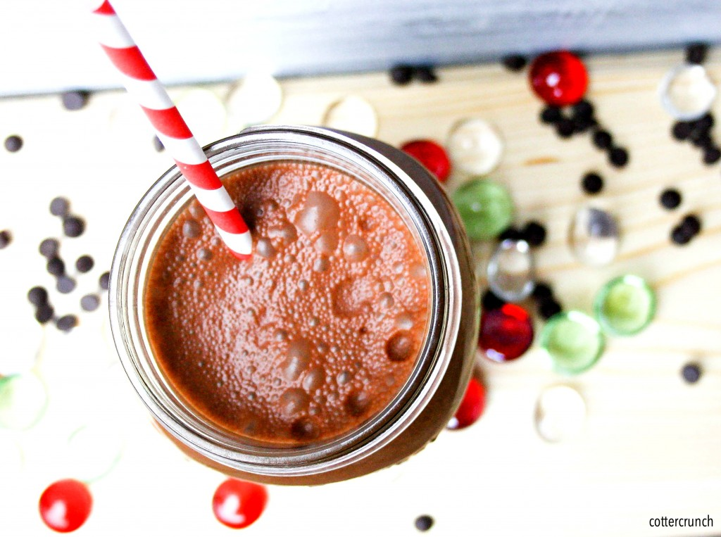 super fruitcake smoothie (Paleo 2)