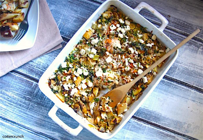 One-dish-fish-and-veggie-bake-Week-night-meals-made-easy-paleo-friendly-and-delicious-@cottercrunch-e1436472582621