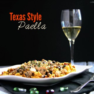 A Texas Style twist on the original Spanish paella! This gluten free paella is full of beneficial fiber and a spicy, Texas kick.