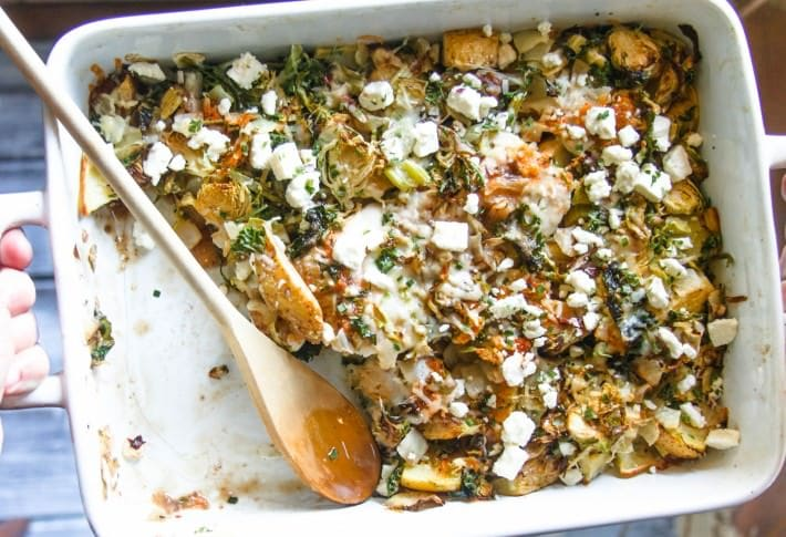 cod brussel sprout and potato bake (4 of 1)