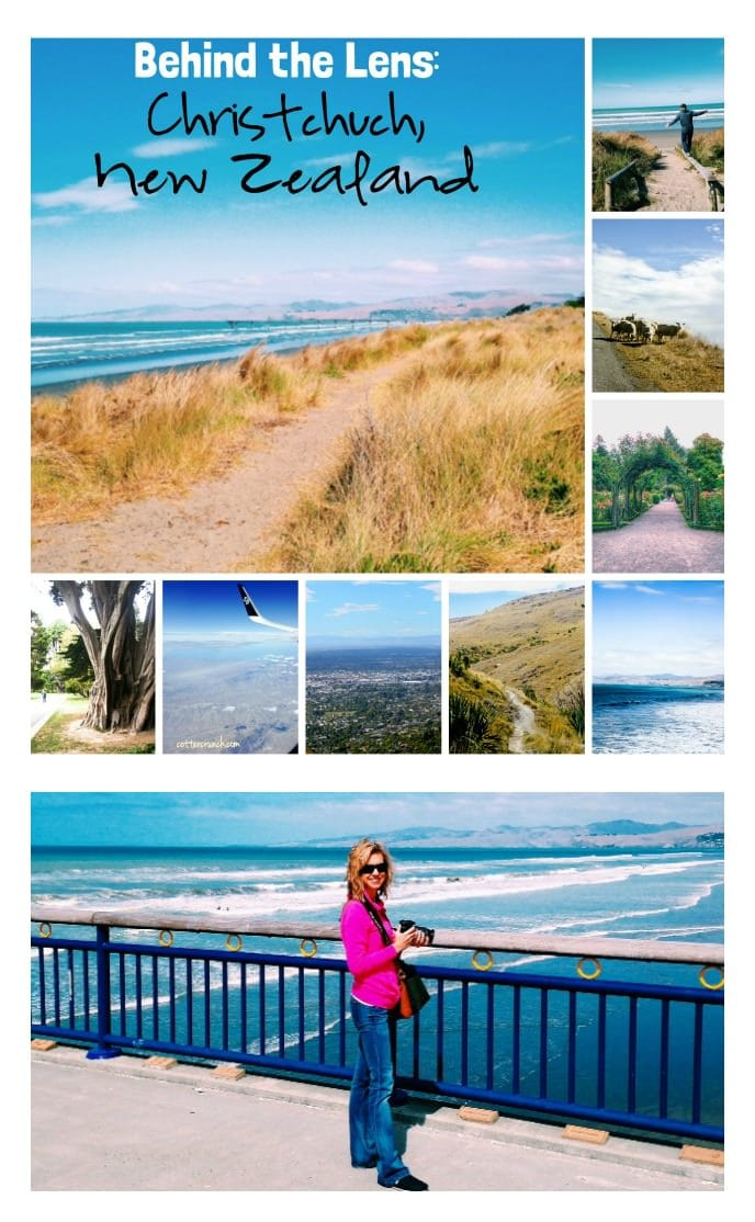 Christchurch, New Zealand. Behind the Lens Come take a tour of this great city!