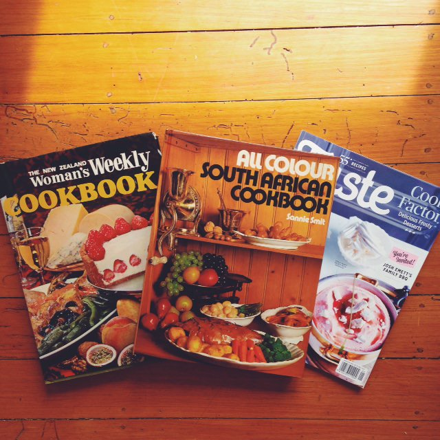 International cookbooks