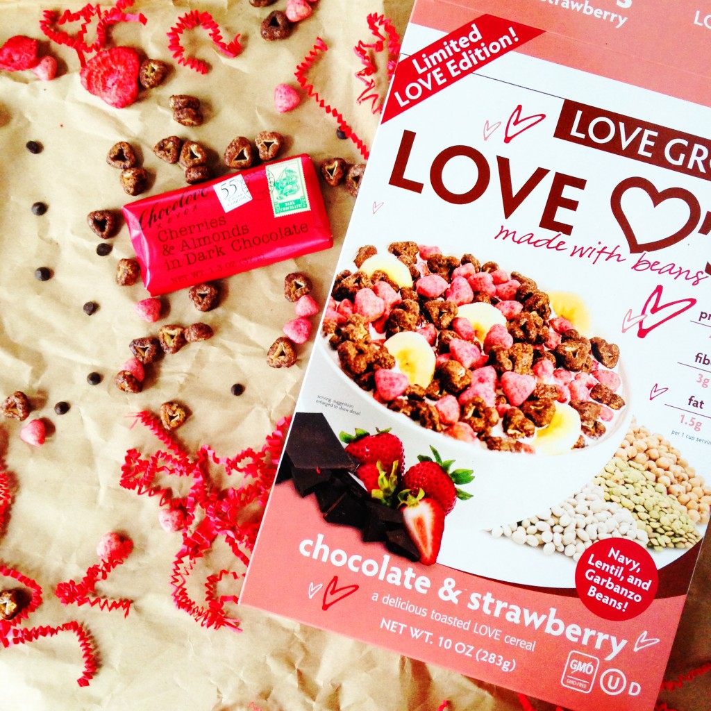 love grown power Os -heart cereal