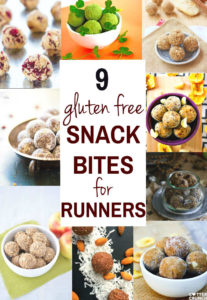 9 Gluten Free Energy Snack Bites for Runners