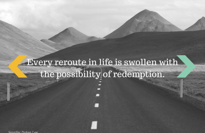 route in life