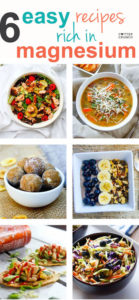 6 Easy Gluten Free Recipes Rich in Magnesium