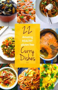22 Amazing Gluten Free Curry Recipes to Keep you Healthy!