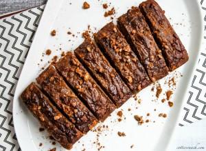 Grain Free paleo Chocolate Hazelnut Bread