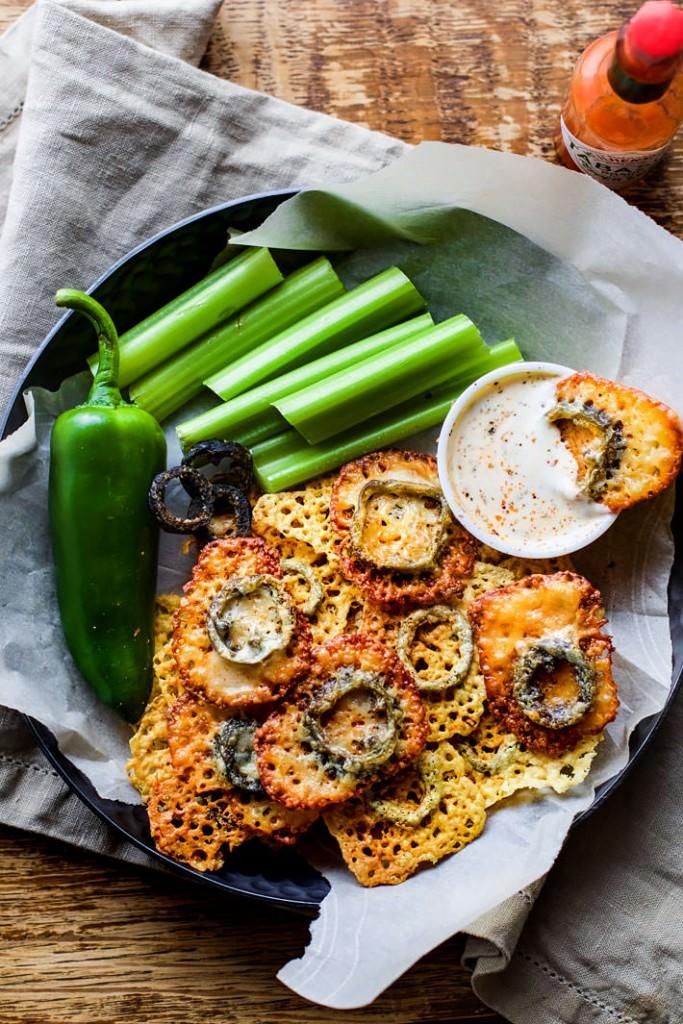 ... Cheese Crisps {Gluten Free, Low Carb} - Cotter Crunch- Gluten Free