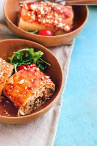 Easy and Healthy Tex Mex Breakfast Lasagna {Gluten Free}