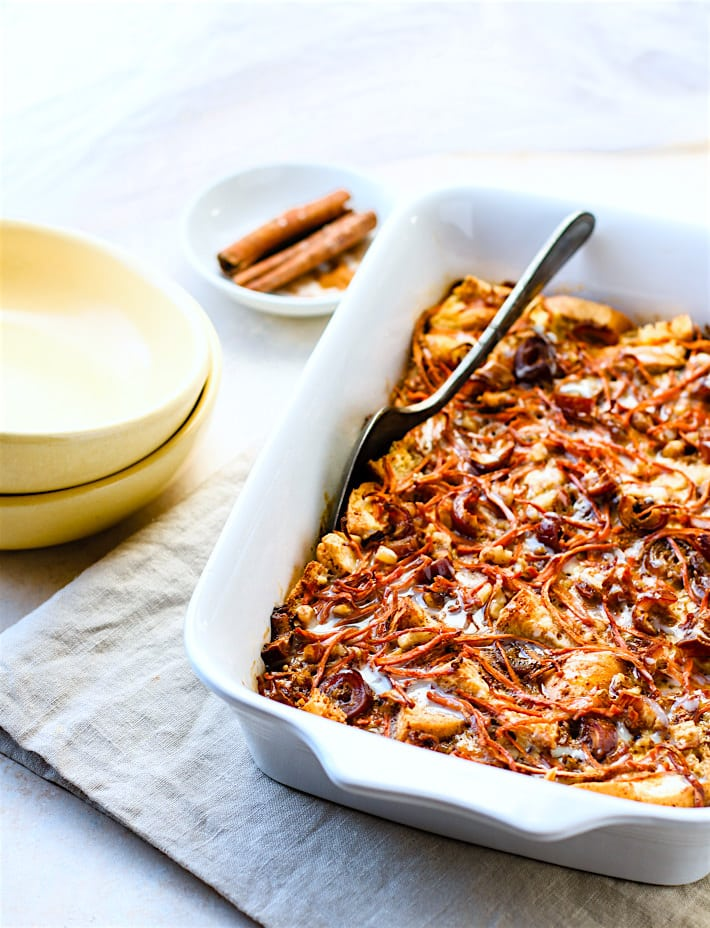 gluten free carrot cake bread pudding (2 of 1)-6