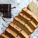 Homemade Irish Cream Gluten Free Banana Bread {Dairy Free, Paleo Friendly}