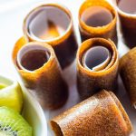 Citrus Kiwi Pineapple Homemade Fruit Roll Ups {Super Easy, Healthy}