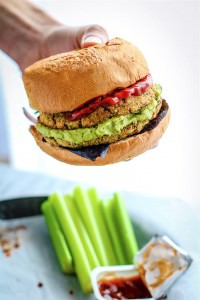 Freezer Friendly Homemade Vegan Veggie Burgers {Grain Free, Soy Free Patties}