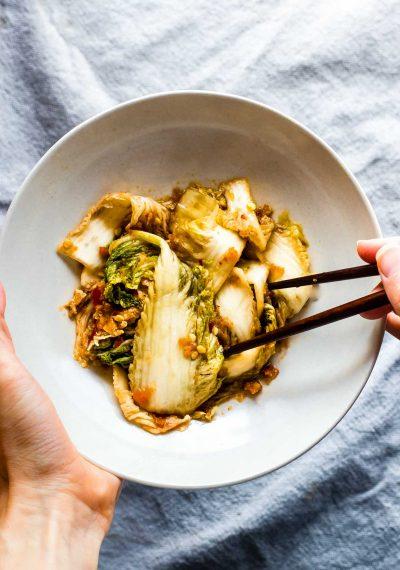 Asian Southwest Fusion EASY Kimchi Recipe