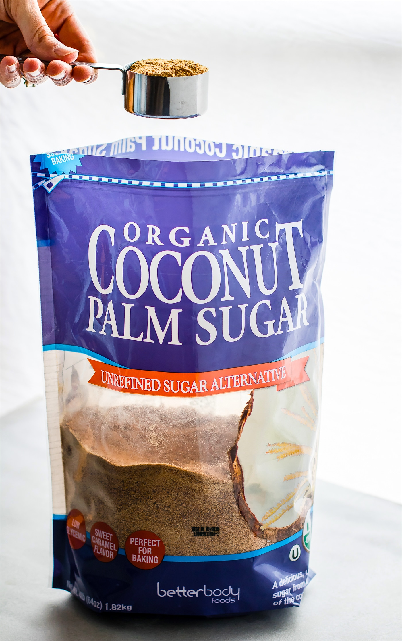Organic Coconut Sugar from Better Body Foods