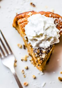 Impossibly EASY Paleo Sweet Potato Pie