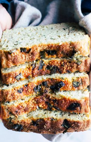 Easy Homemade Gluten Free Potato Bread {Grain Free}