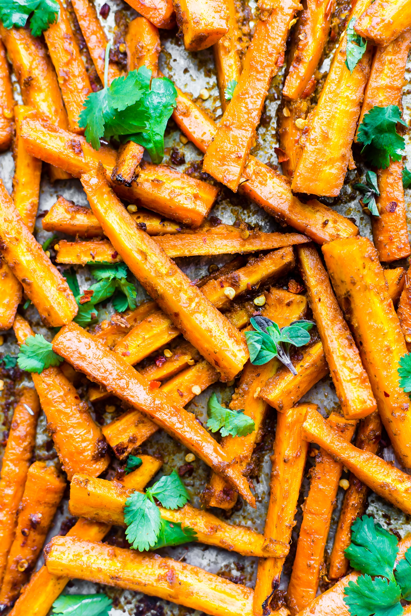 Two . Carrot fries are also underrated. Oven baked carrot fries. I ...