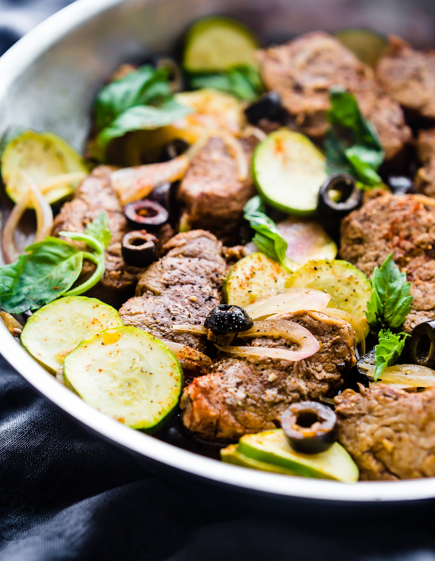 Mediterranean Marinade Recipe — Dishmaps