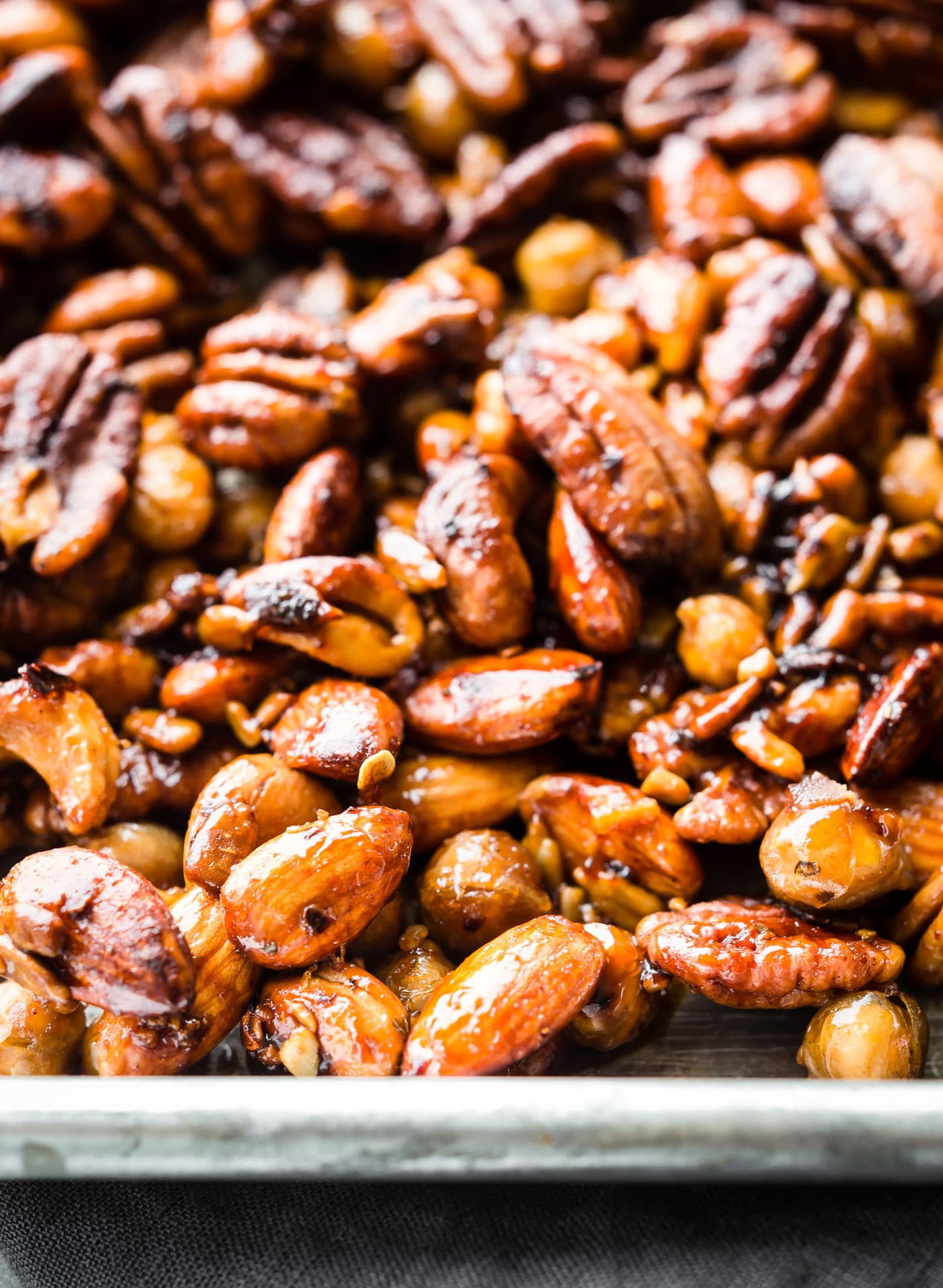 Spicy Candied Cajun Trail Mix Made Easy In The Instant Pot! What's Not To  Love