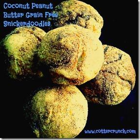 coconut snickerdoodle