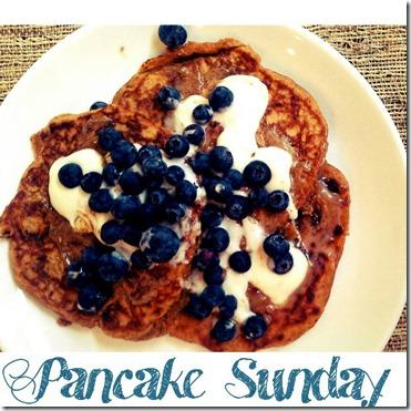 perfect GF pancakes