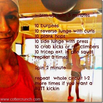 puma workout