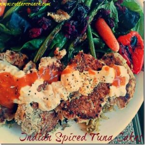 Making the Most of GF Ingredients: Indian Spiced Tuna Cakes
