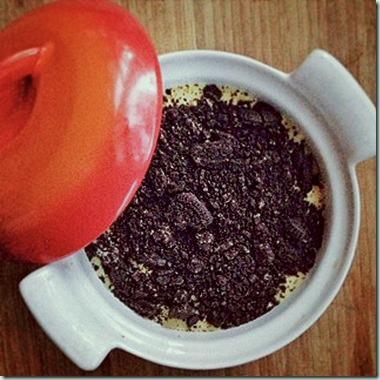 dairy free and gluten free oreo pie