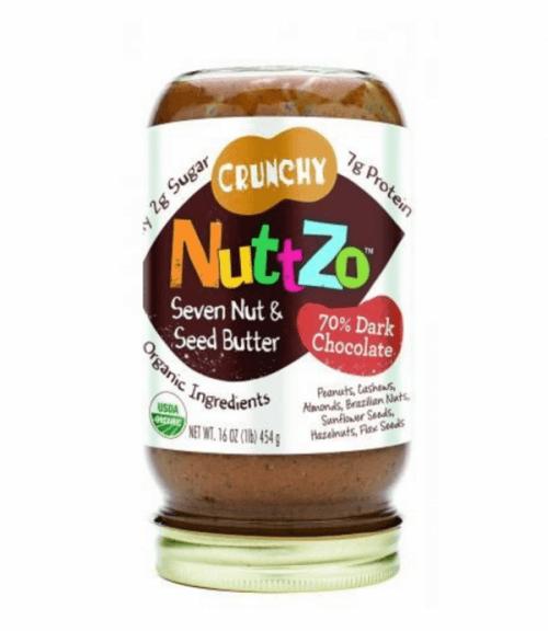 nuttzo dark chocolate