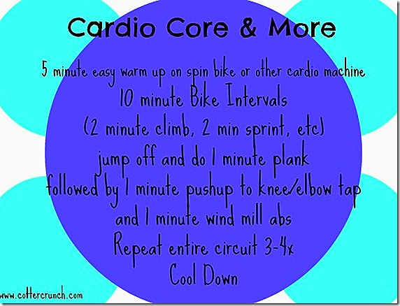 core and more