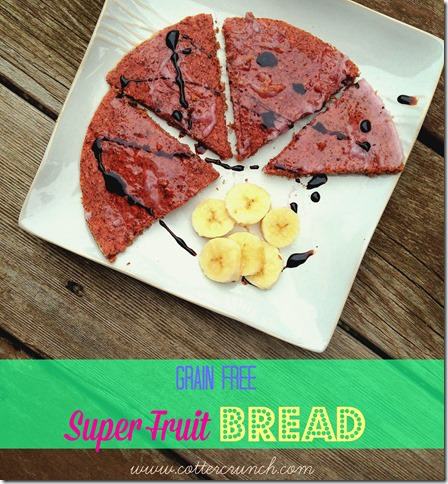 Barleans Superfruit Pizza bread 2