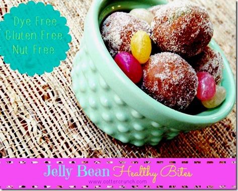 Gluten Free Jelly Bean Bites