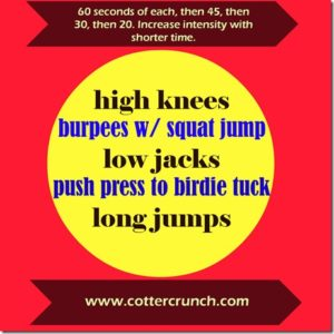 A Plyometric Workout You can Do Anywhere