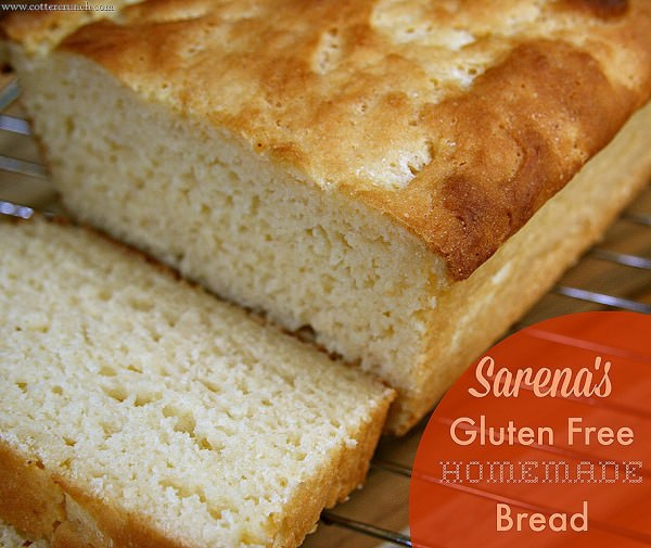 The Best Homemade Dairy Free And Gluten Free Bread Recipe