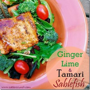 What the Heck is Sablefish and Why is it So Good for Us? Plus a Recipe!