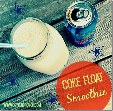 coke float protein smoothie 2