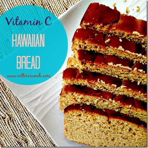glutenfree vitamin C Hawaiian bread