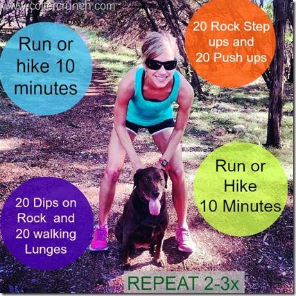 trails  workout